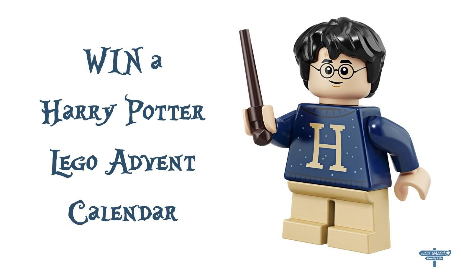 WIN a Harry Potter Lego Advent Calendar