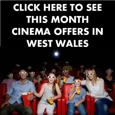This Months Cinema Offers