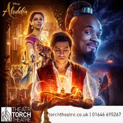 Aladdin at Torch Theatre