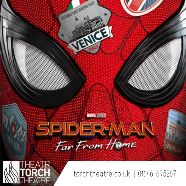 SpiderMan Showing in Torch Theatre