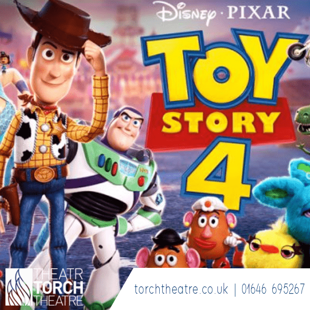Toy Story 4 Torch Theatre