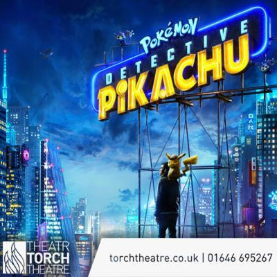 Pokémon Detective Pikachu at Torch Theatre