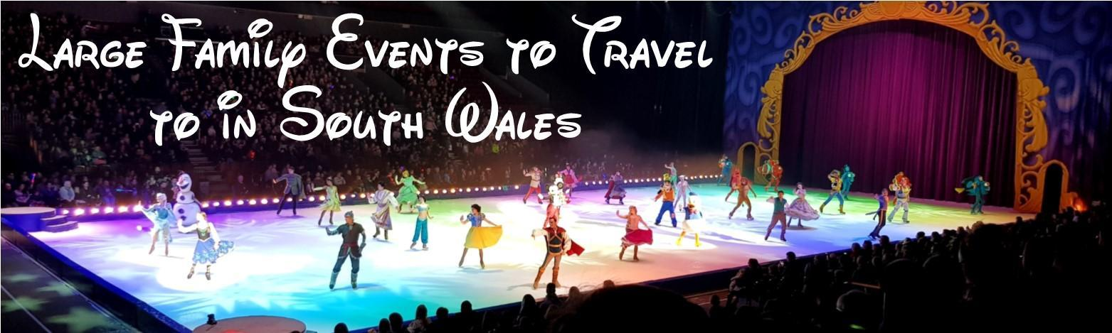 South Wales Family Events Guide Header