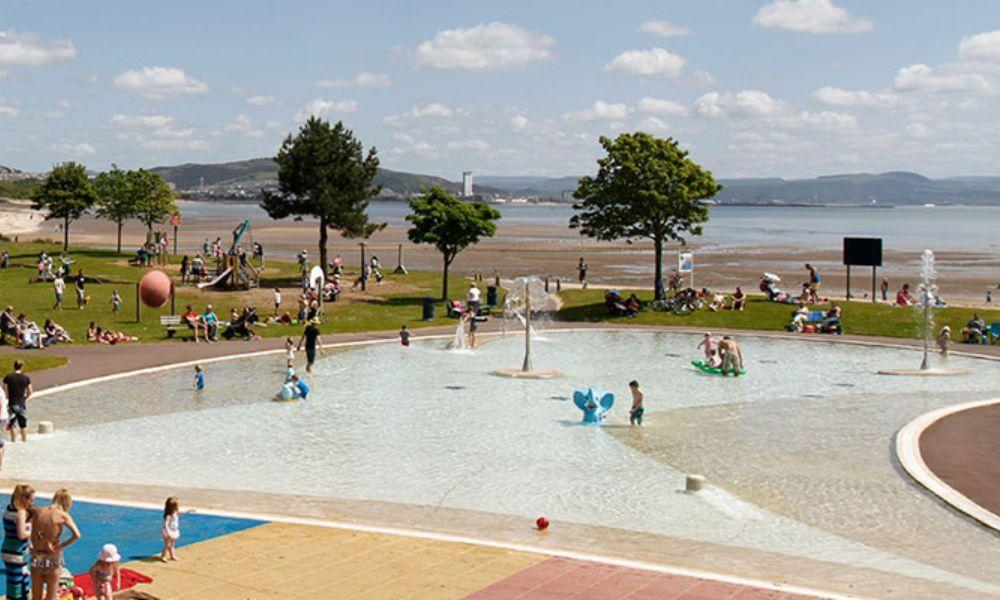 The Best Outdoor Pools, Splash Pads and Lidos in West Wales