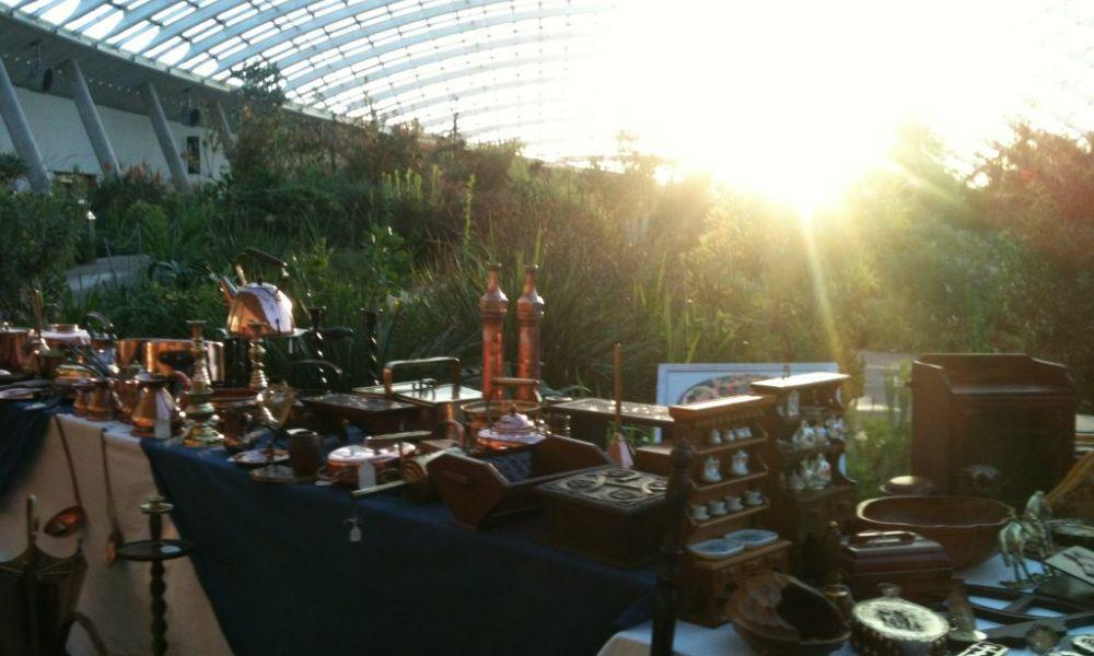 Antiques Weekend at National Botanic Garden of Wales